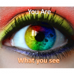 you are what you see
