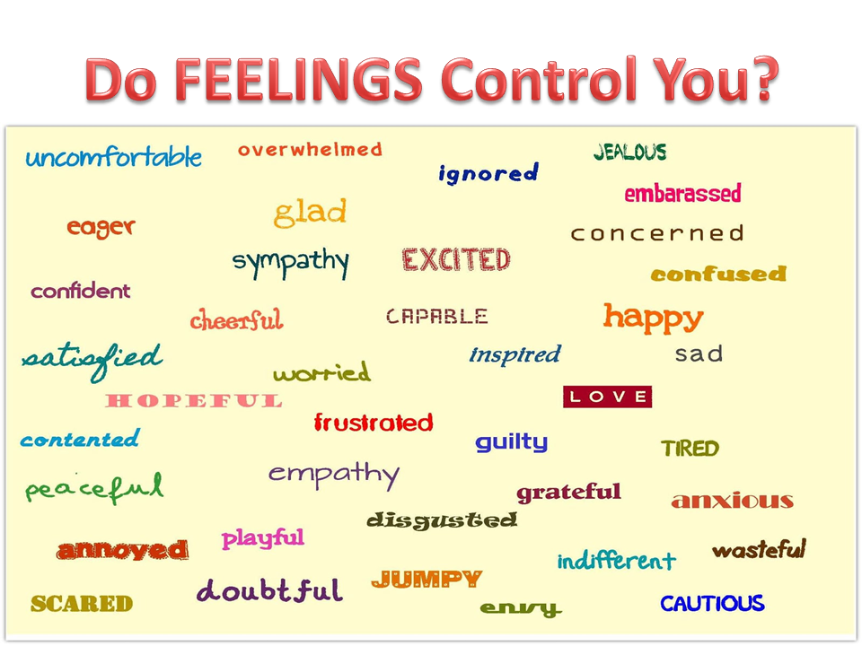 how to control the feeling of love