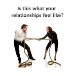 relationships - power struggle