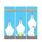 helping - hens png